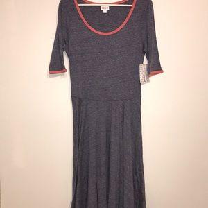 🆕LuLaRoe LARGE Nicole Dress